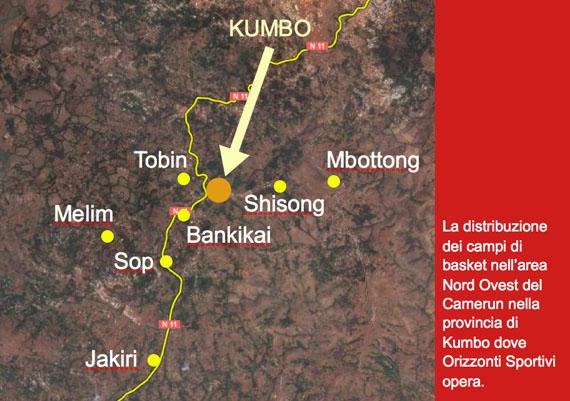 Campi Camerun