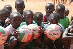 Corsi pallavolo Africa