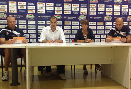 Conferenza Stampa Aurora Basket