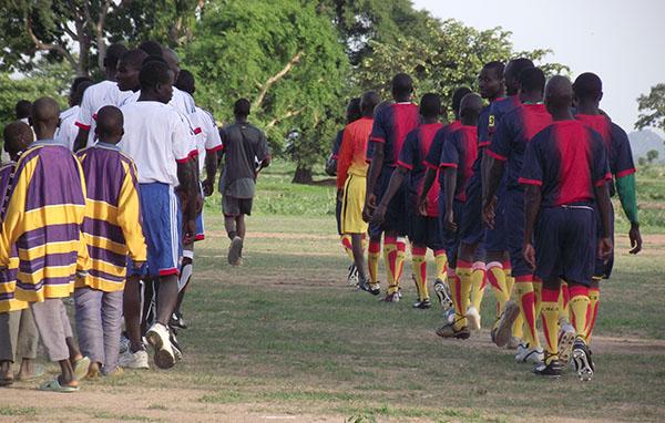 Calcio Squadre
