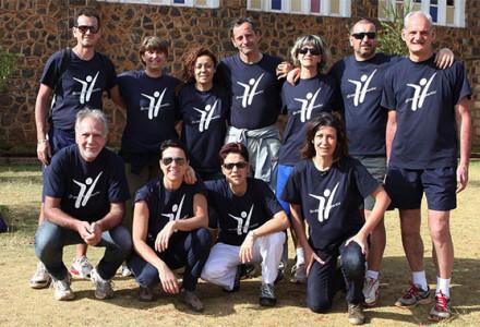 Gruppo 2014 Camerun Orizzonti Sportivi