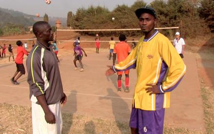 Noel Nelson thumb Camerun volley Basket