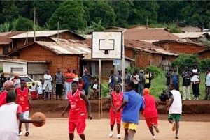 Melim Camerun Basket