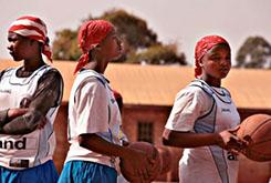 Missione in Camerun Basket