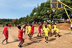 Basket Camerun Mbothong