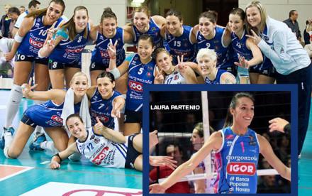Laura Partenio Novara